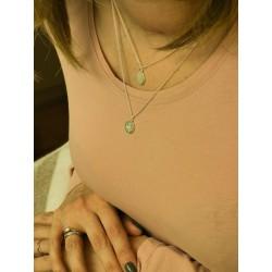 Halskette Silber 65Roses